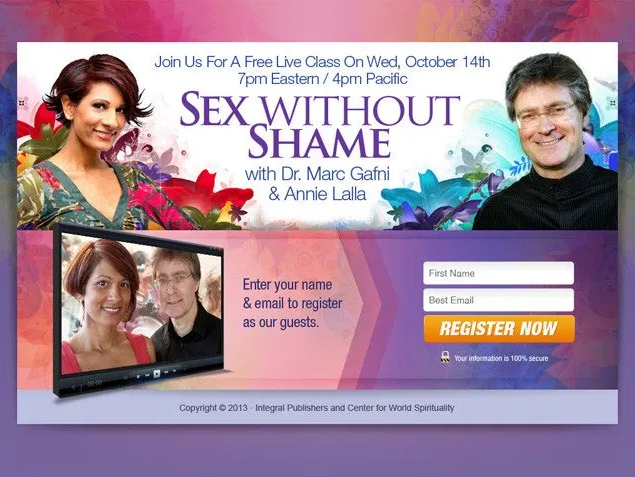 Sex Without Shame