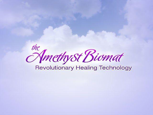 Amethyst-Biomat